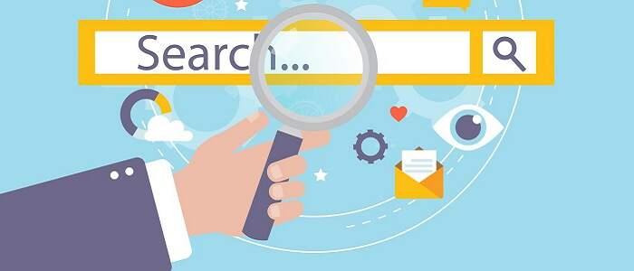 جستجوی پیشرفته اینترنت