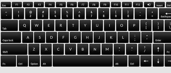 رفع مشکل تایپ عدد بجای حروف در لپ تاپ