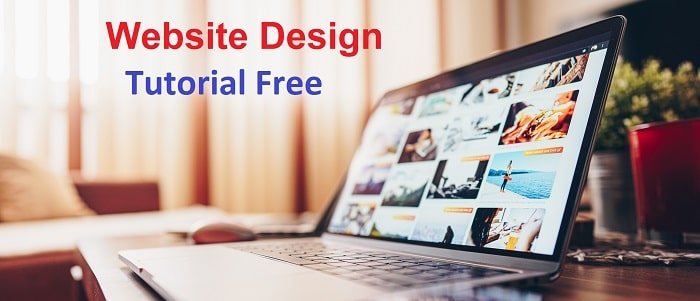 Download Free Website Design Video Tutorial