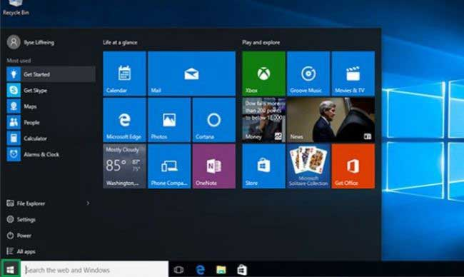 قم بتغيير صورة الخلفية في Windows 10